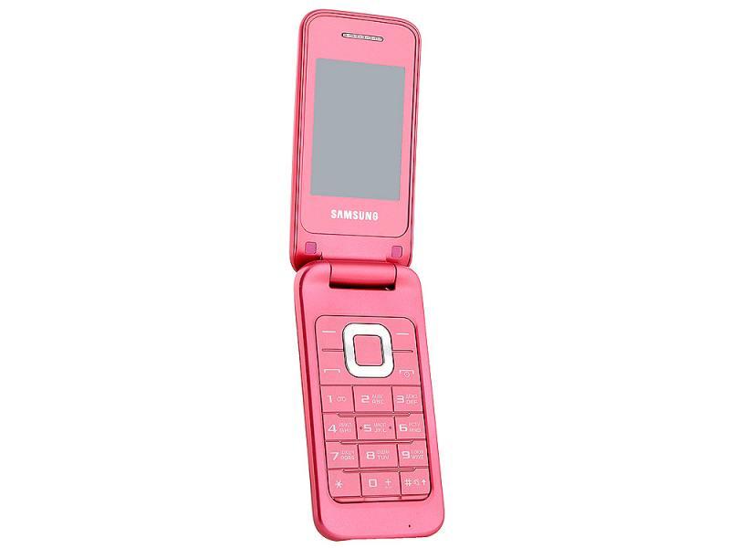 Samsung C3520 Pink La Fleur Инструкция