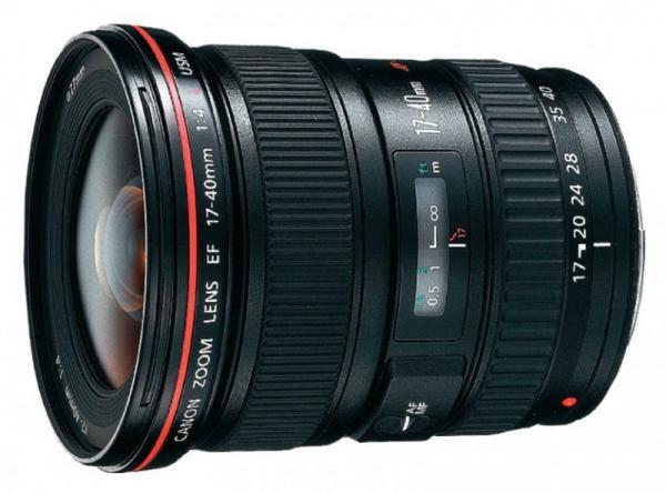 Canon EF 17-40 f/4.0L USM (8806A007)