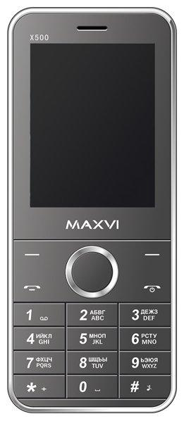 MAXVI X500 Black