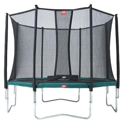 Батут  Berg BERG Favorit 330 + Safety  Net Comfort 330 зеленый