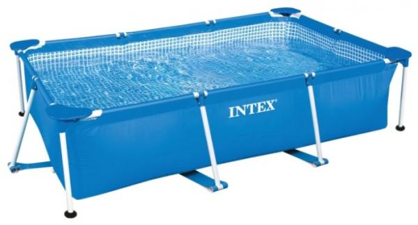 Бассейн каркасный Intex Rectangular Frame 28272/58981